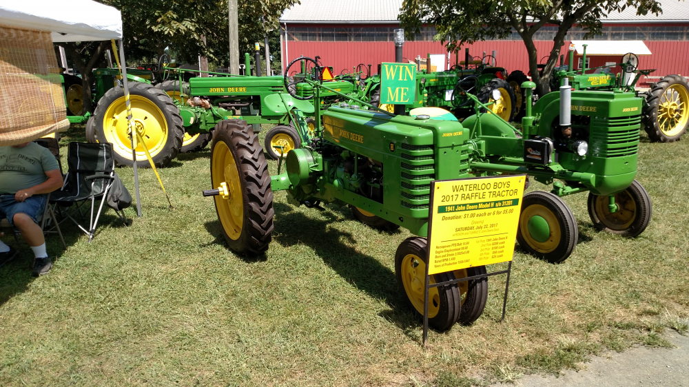 EVENT: John Deere Days at Rough & Tumble | Events